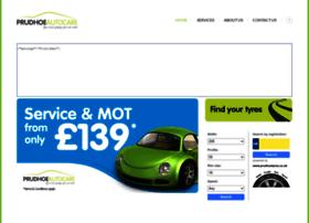 Prudhoeautocare.co.uk thumbnail