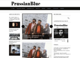 Prussianblue.fr thumbnail