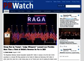 Prwatch.org thumbnail