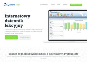 Prymus.info thumbnail