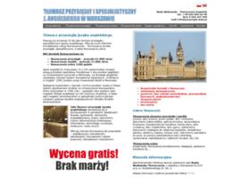 Przysiegle.waw.pl thumbnail