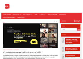 Ps-ticino.ch thumbnail
