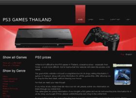 Ps3-games-thailand.com thumbnail