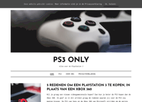 Ps3only.nl thumbnail