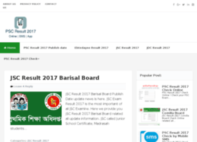 Pscresult2017.online thumbnail