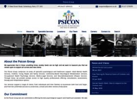 Psicon.co.uk thumbnail