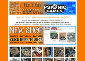 psionic3d.co.uk at WI. PSIONIC GAMES & APPS