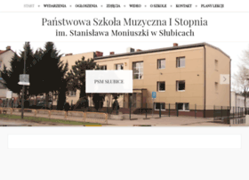 Psmslubice.pl thumbnail