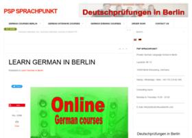 Psp-sprachpunkt.de thumbnail