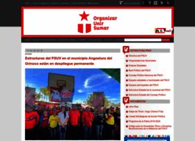 Psuv.org.ve thumbnail