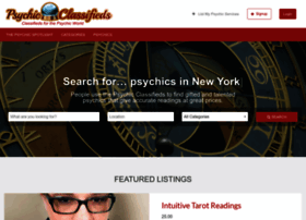 Psychicclassifieds.com thumbnail