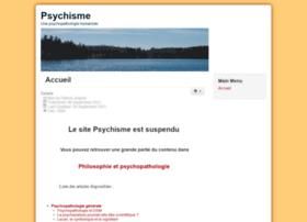 Psychisme.org thumbnail