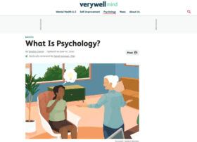 Psychology.about.com thumbnail