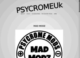 Psycrome.co.uk thumbnail