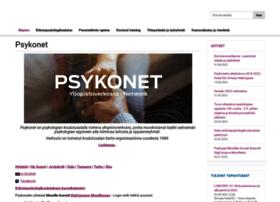 Psykonet.fi thumbnail