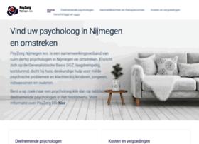 Psyzorgnijmegen.nl thumbnail
