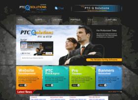 Ptcqsolutions.com thumbnail