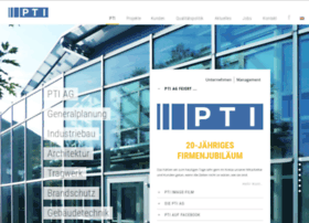 Pti-group.de thumbnail