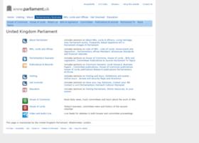 Publications.parliament.uk thumbnail