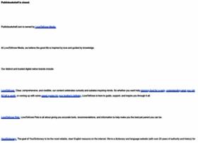 Publicbookshelf.com thumbnail