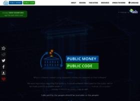 Publiccode.eu thumbnail