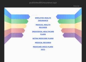 Publichealthinsurance.xyz thumbnail