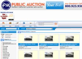 Publicmotors.net thumbnail