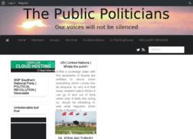 Publicpoliticians.co.uk thumbnail