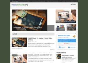 Publicschools.org thumbnail