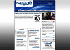 Publicsectorhr.org thumbnail
