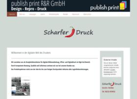 Publish-print.de thumbnail