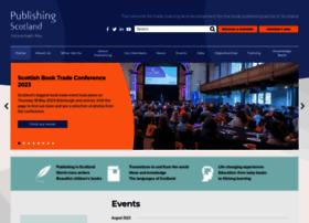 Publishingscotland.org.uk thumbnail