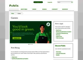 Publix.jobs thumbnail