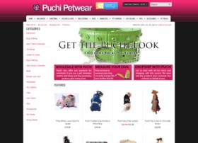 Puchipetwear.com thumbnail