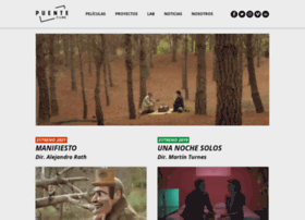 Puentefilms.com.ar thumbnail