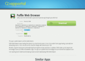 Puffin-web-browser.apportal.co thumbnail
