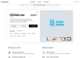 Puffpage.com thumbnail