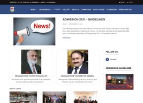 Pugc.edu.pk thumbnail