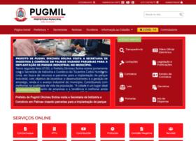 Pugmil.to.gov.br thumbnail