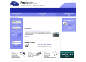 Pugspares.co.uk thumbnail