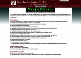 Pujaguru.nairtechnologies.com thumbnail