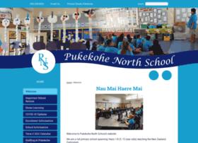 Pukekohenorth.school.nz thumbnail