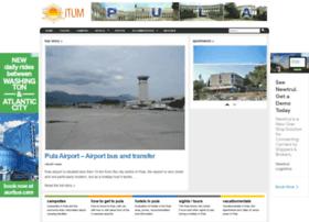Pula-croatia.com thumbnail