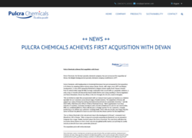 Pulcra Chemicals Usa