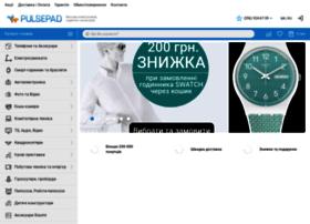 Pulsepad.com.ua thumbnail