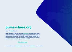 Puma-shoes.org thumbnail