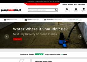 Pumpsalesdirect.co.uk thumbnail