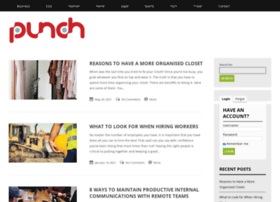 Punchontheweb.com thumbnail