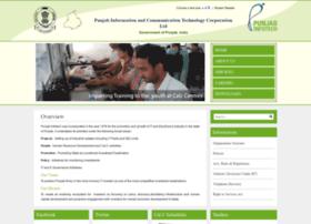 Punjabinfotech.gov.in thumbnail