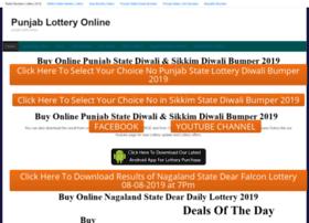 Punjablotteryonline.in thumbnail